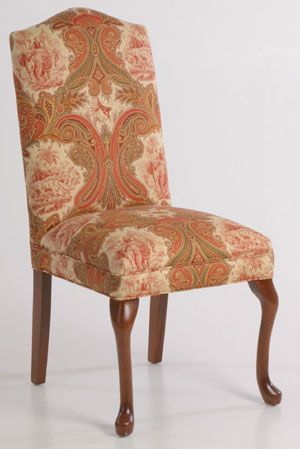 loose covers for queen anne chairs antique cast iron garden table and wingback chair slipcovers slipcover