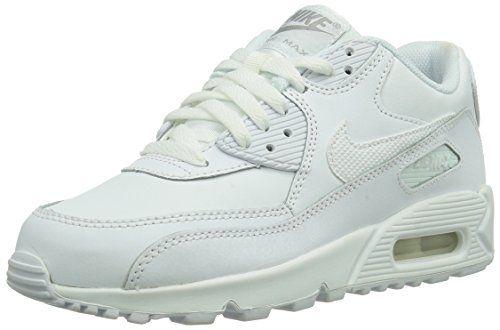 Nike Air Max 90 Gs 307793 167 Unisex Kinder Low Top Sneaker Weiss Weiss 38 Nike Http Www Amazon De D Zapatillas Nike Air Zapatillas Nike Zapatillas Nike 2018