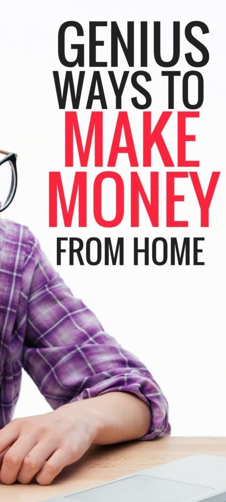 16+ Insanely Genius Ways To Make Extra Money From Home - SmartNancials