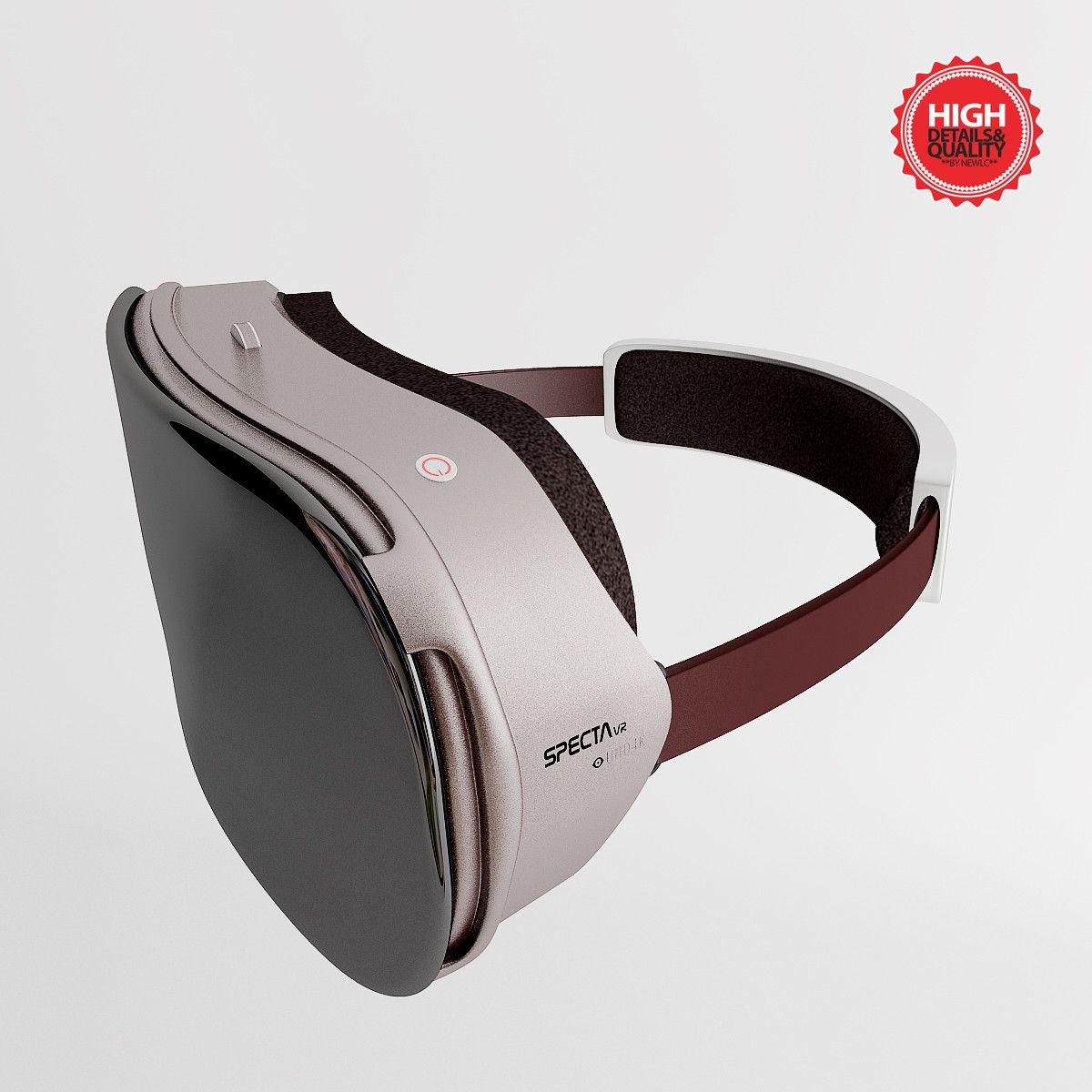c4d virtual glasses