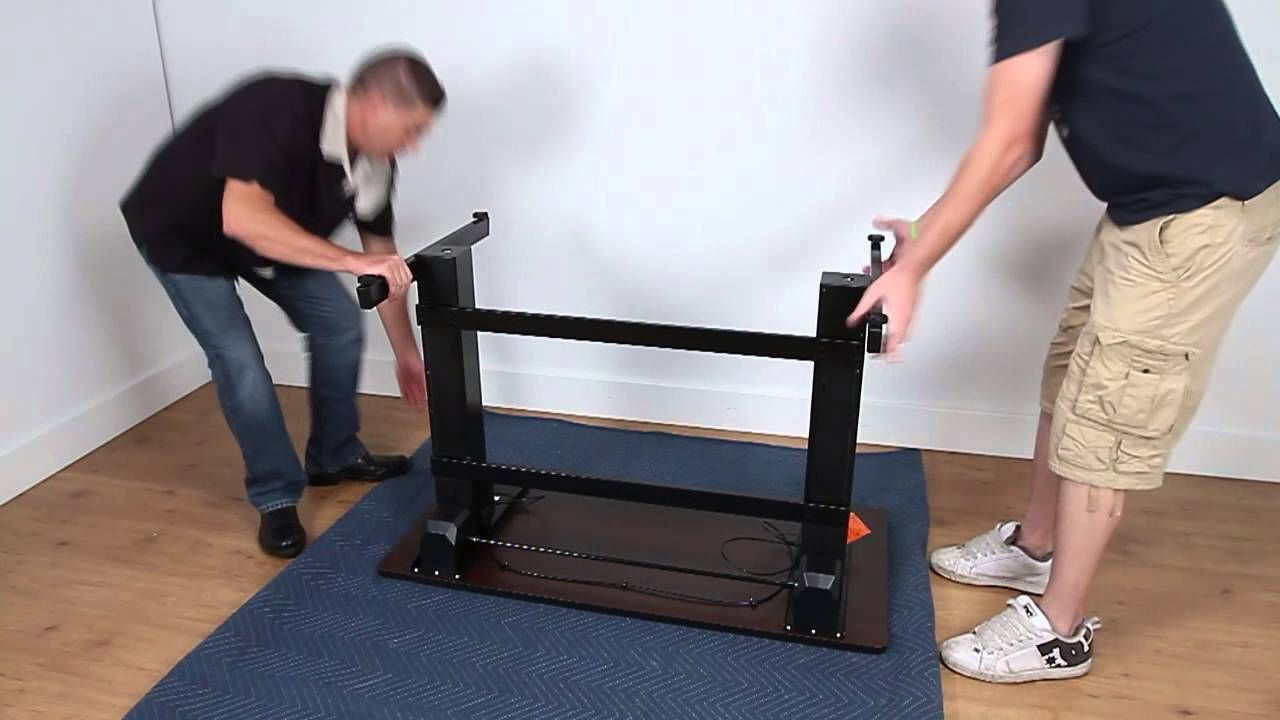 Charming Move From A Sitting To A Standing Position Whenever You Want With The  WorkFit D Sit Stand Desk From Ergotron.