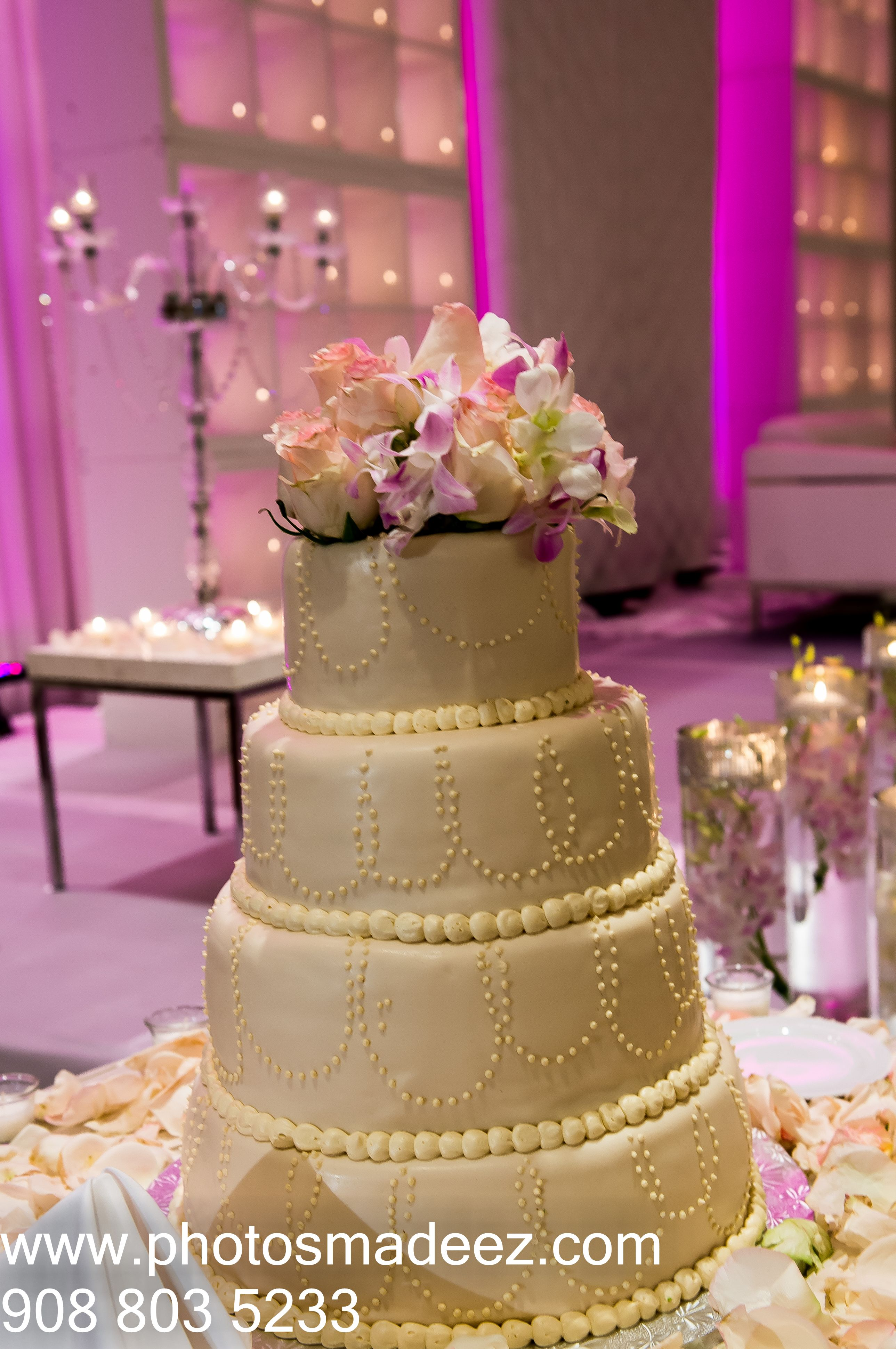 Best wedding cakes long island - Wedding Cake For A Mixed Wedding At Vip Country Club In Long Island Ny