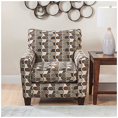 Signature Design by Ashley Calligraphy Accent Chair at Big Lots