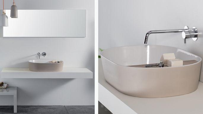 Wasbak Badkamer Grijze : Wastafel woonnieuws wastafel en badkamer