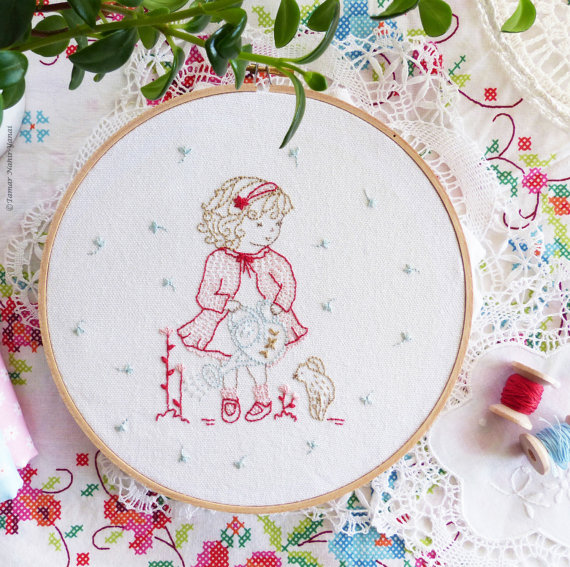 Embroidery Kit, Christmas gifts for mom, Christmas gifts for her ...
