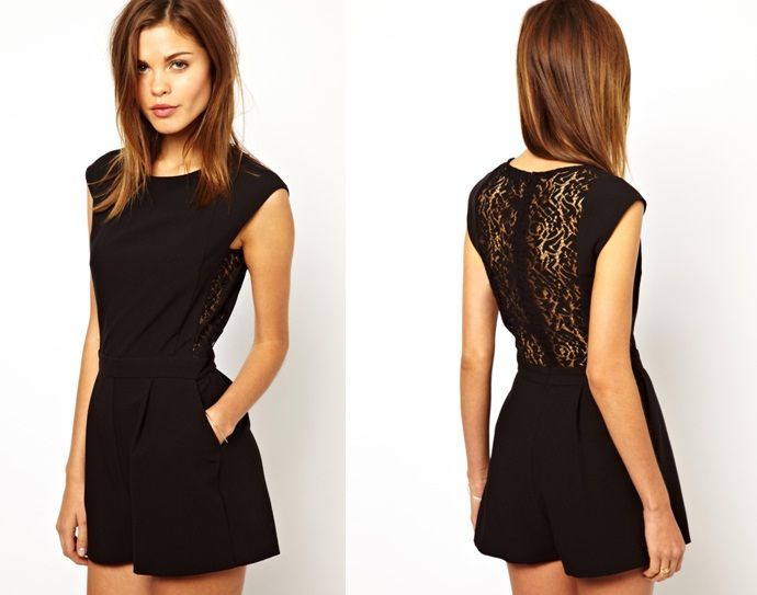SUMMER 2013 - Playsuit by asos.com - Warehouse (€86,16)