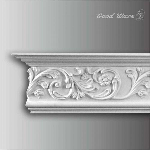Decorative Polyurethane Crown Molding For Sale Foam Crown Molding Crown Molding Decor