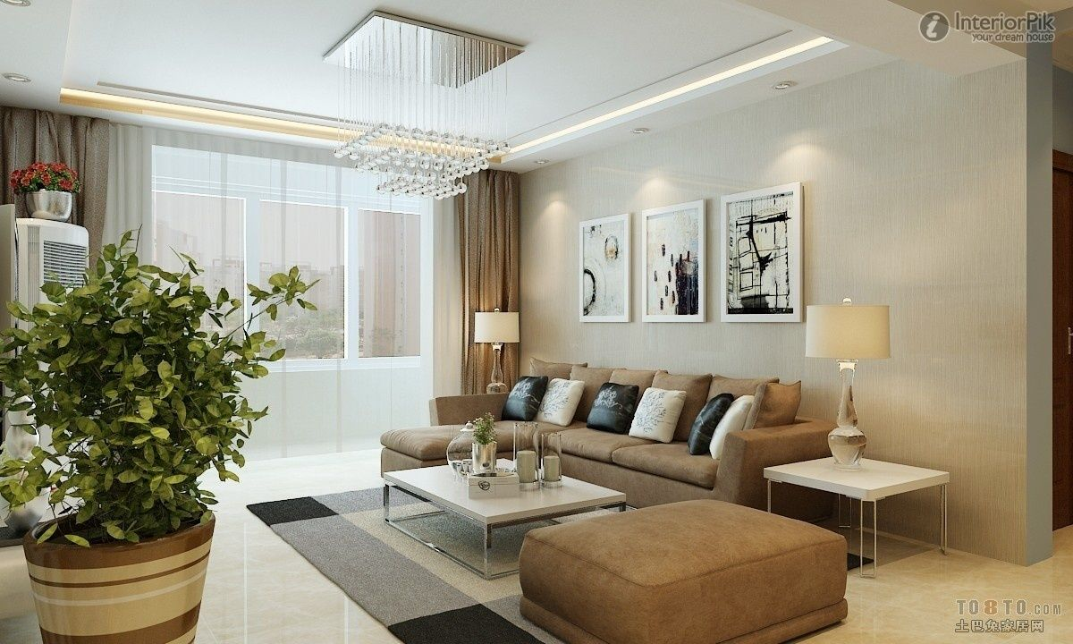 While Choosing The Color Of The Inside Of Your Living Room And You Captivating Modern Apartment Living Room Ideas Design Ideas