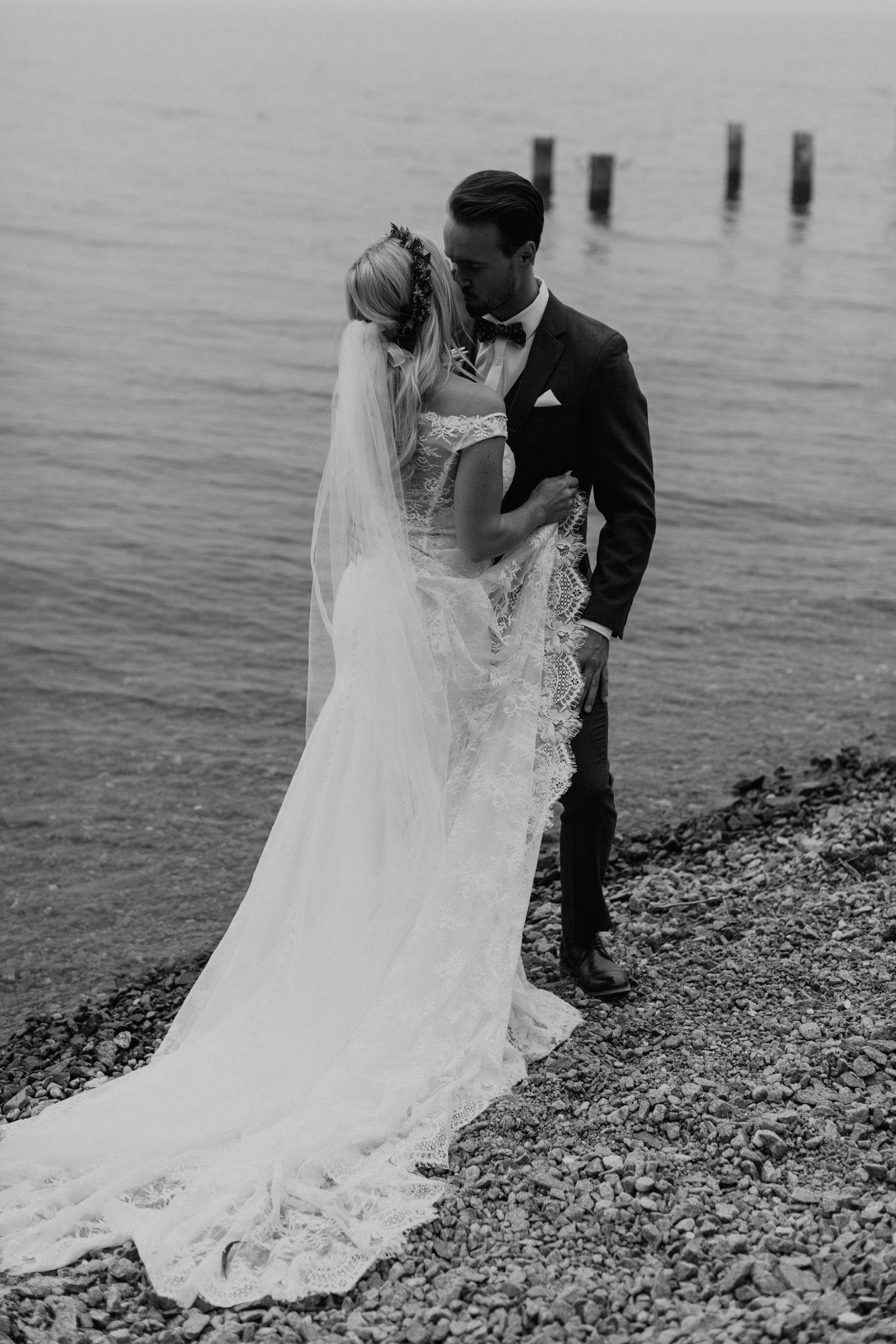 Moody British Columbia Wedding Wedding photography