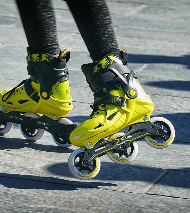 Powerslide Kids Skates We From Powerslide Are Thinking Of The Future That S Why We Are Providing High Quality Products For O Inline Skating Kids Skates Skate