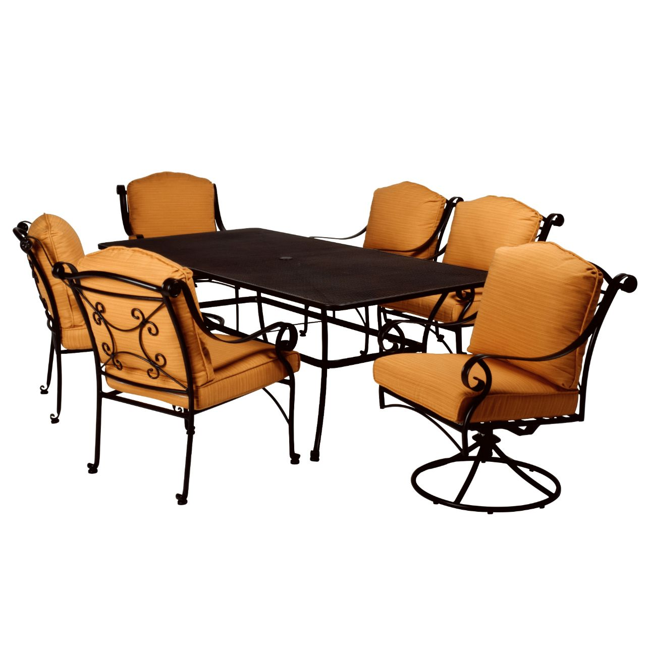 Patio Furniture Abq Nm: Westlake 7-Piece Dining Set