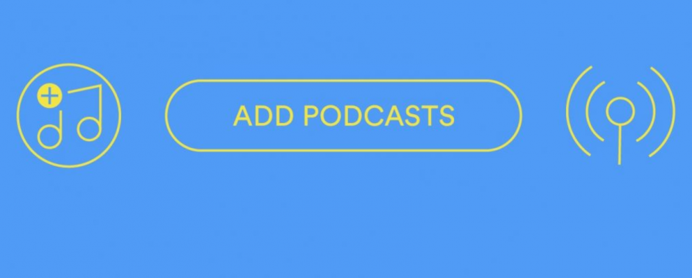 You Can Now Add Podcasts to Spotify Playlists Podcasts