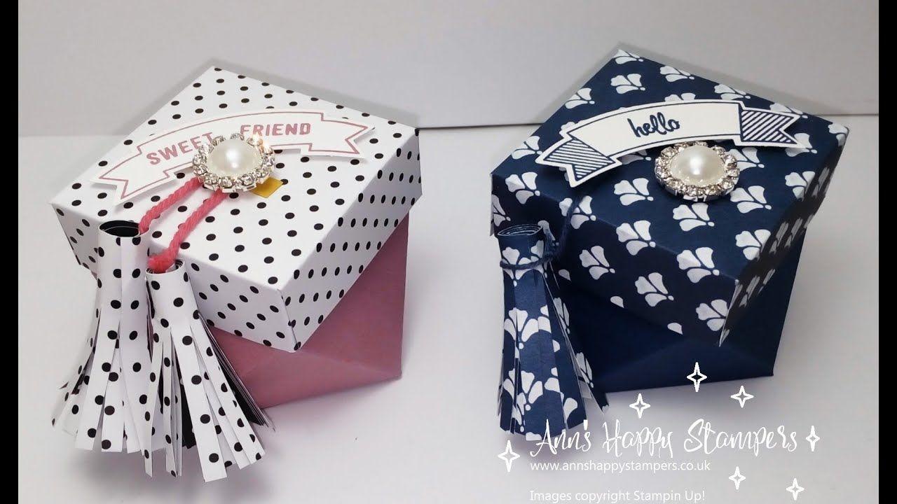 Beautiful diamond gift box using floral boutique dsp uk