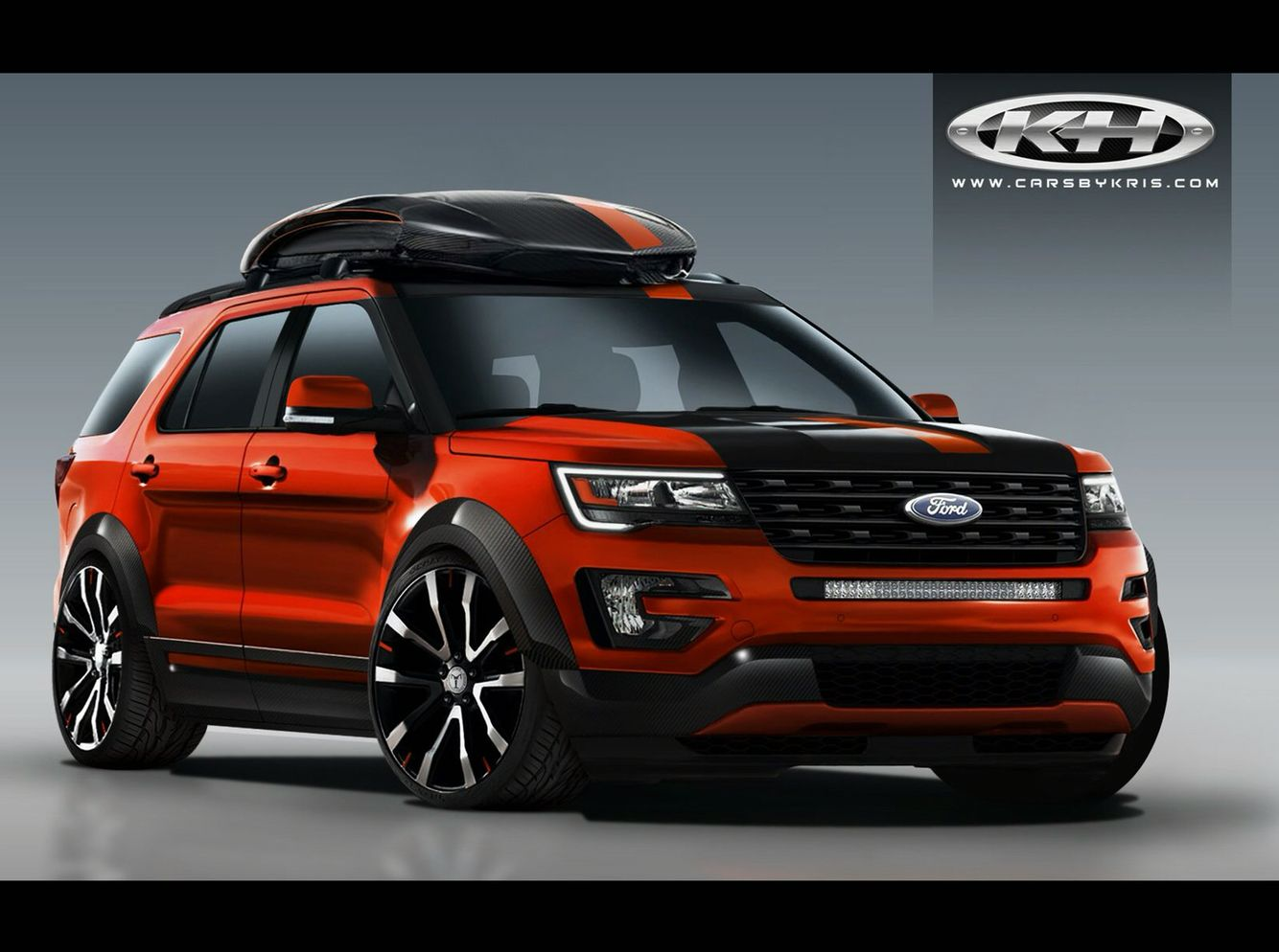 Explore sema 2015 ford explorer sport and more