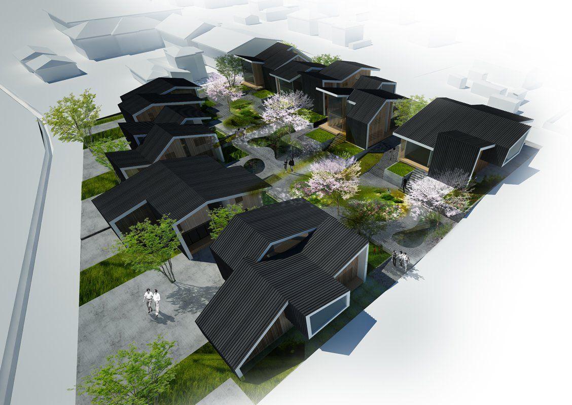 Https Www Effekt Dk Hno Garden City City Modern Architecture