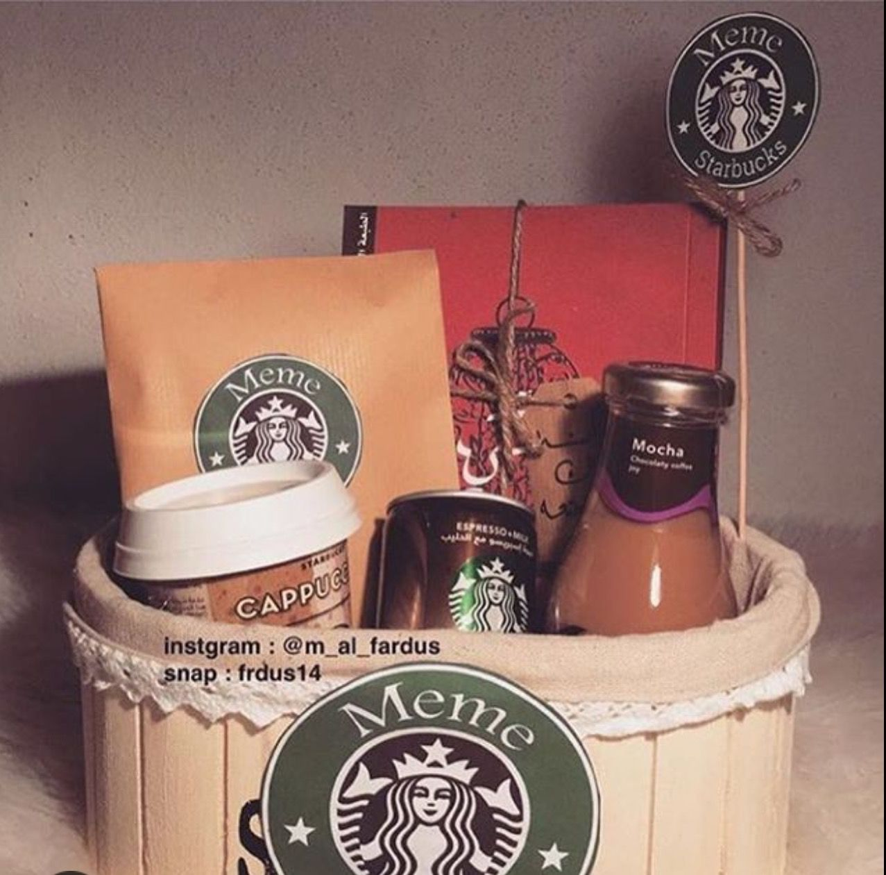 Pin By Radwa On Gift Gift Hampers Gifts Coffee Art