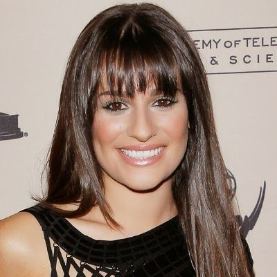 Square Face Why They Work Long Eye Grazing Bangs That Are Tapered On The Sides Add A Soft Element To Square Oval Face Bangs Face Shape Hairstyles Hair Styles