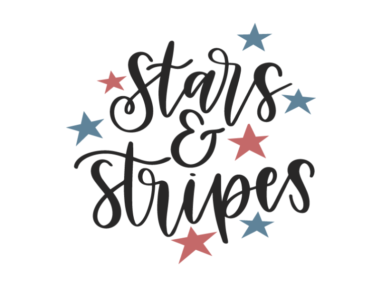 Download Free stars and stripes SVG DXF PNG & JPEG | Fourth of july ...