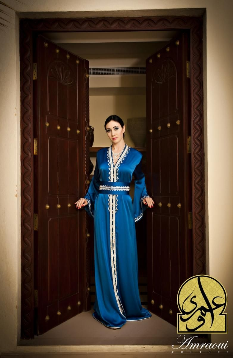 A Chit Chat With Arabia Weddings Fashion Designer Laila Amraoui Moroccan Clothing Moroccan Dress Moroccan Fashion