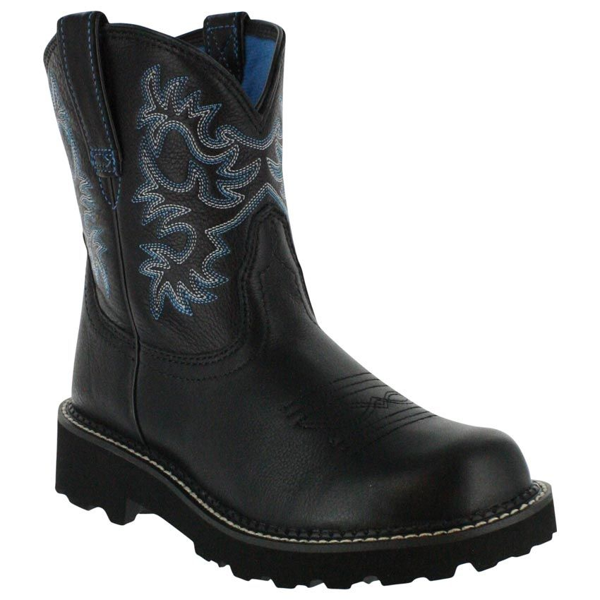 Ariat Women's Fatbaby Western Boots. I wanna try these boots so ...