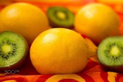 Lemon & kiwi by AndreaOltenacu  IFTTT 500px