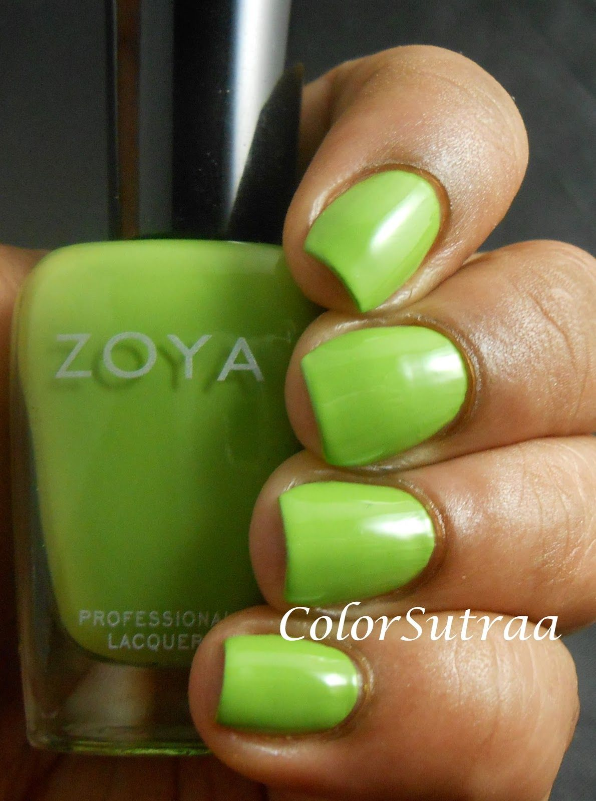 ZOYA Tickled collection for Summer 2014 : Tilda