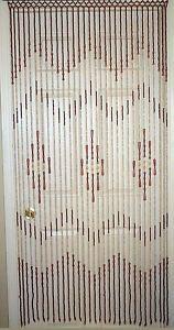 Hanging Wooden Door Beads Beaded Curtain Room Divider Ebay Door Beads Beaded Curtains Room Divider Curtain