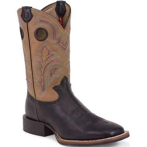 e9c3c8ad952 RR1107 Tony Lama Men's 3R Western Boots - Black | Tony Lama Boots ...