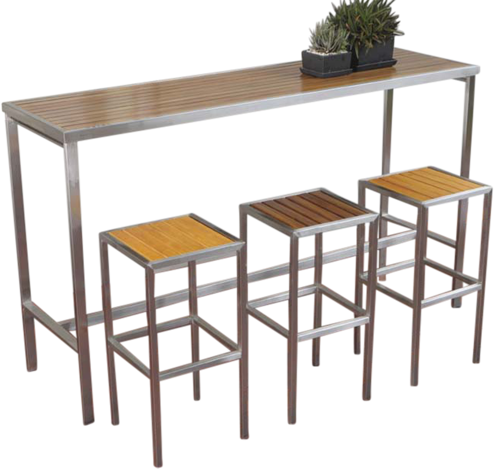 77 High Table With Bar Stools Vintage Modern Furniture Check More At Http Evildaysoflucklessjohn Com 20 H Wood Bar Table Bar Table Wooden Table And Chairs