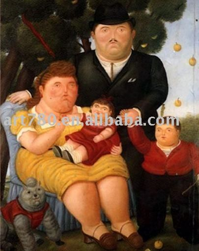 Image detail for -fat people oil painting Sales, Buy fat people oil painting Products ...