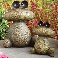 Whimsical Garden Statues Outdoor Decor Resting Cat Stone Sculpture Lawn Ornament Ebay Pebble Art Stone Crafts Whimsical Garden