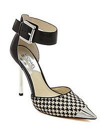 5c5ff3f11e1e MICHAEL Michael Kors Michl Michl Kors Zady Ankle Strap Pointed Toe Pumps