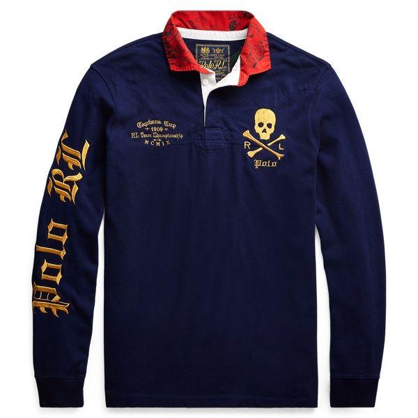 Classic Fit Rugby Shirt en 2020   Vêtements