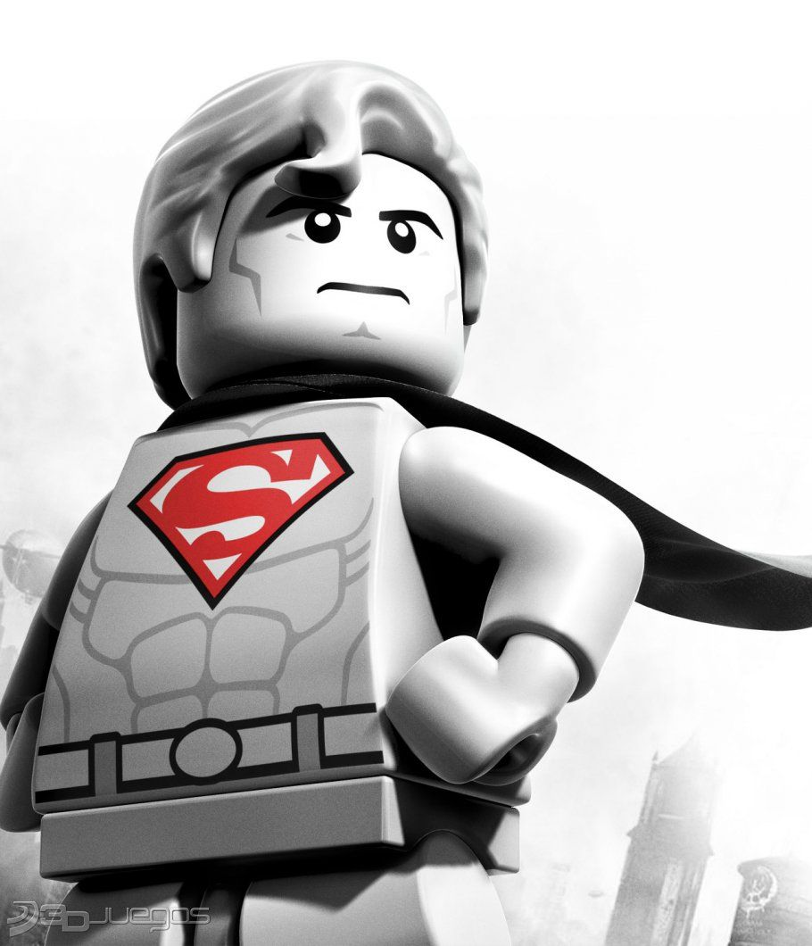 Lego DC Super Heroes - Superman | Lego Imagination | Pinterest