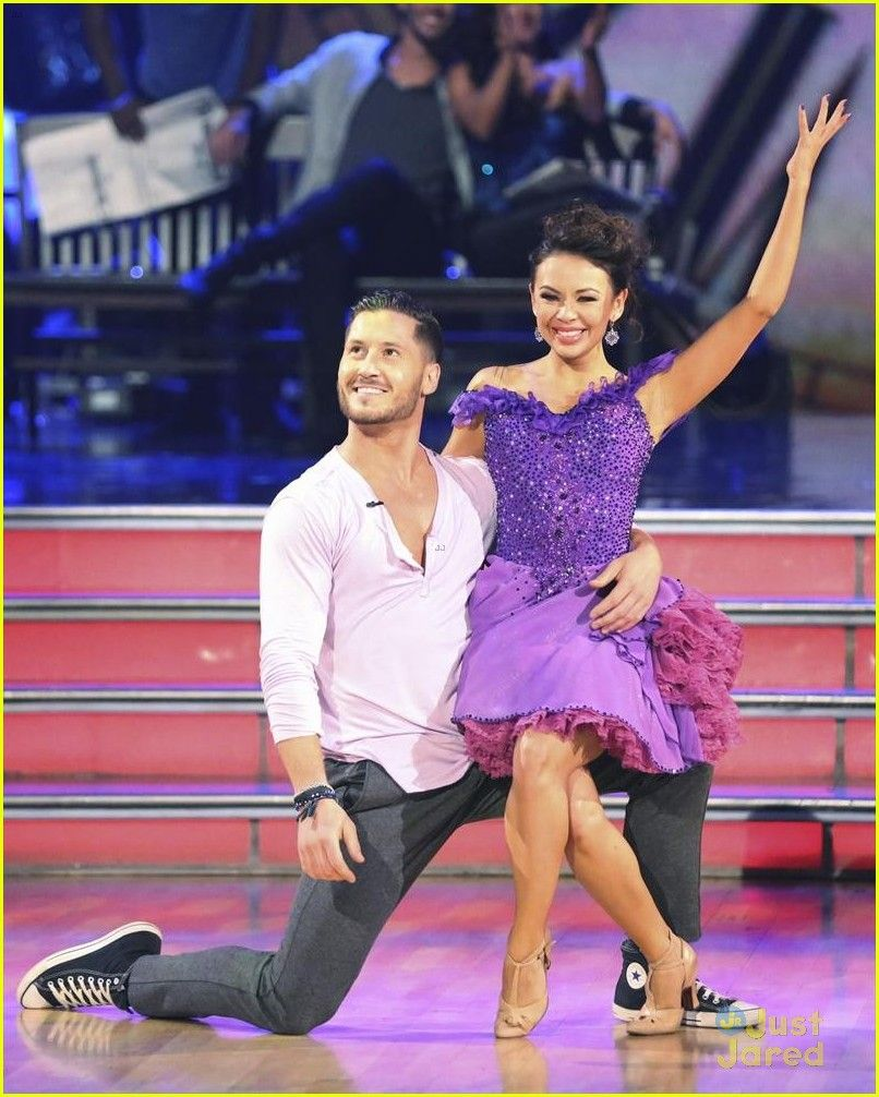 Janel Parrish & Val Chmerkovskiy Will Play Romeo and ...