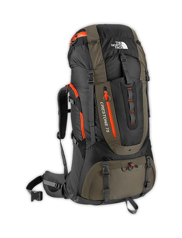 60f7b7ccf3e The North Face Packs CRESTONE 75 PACK | Out doors! | Outdoor ...
