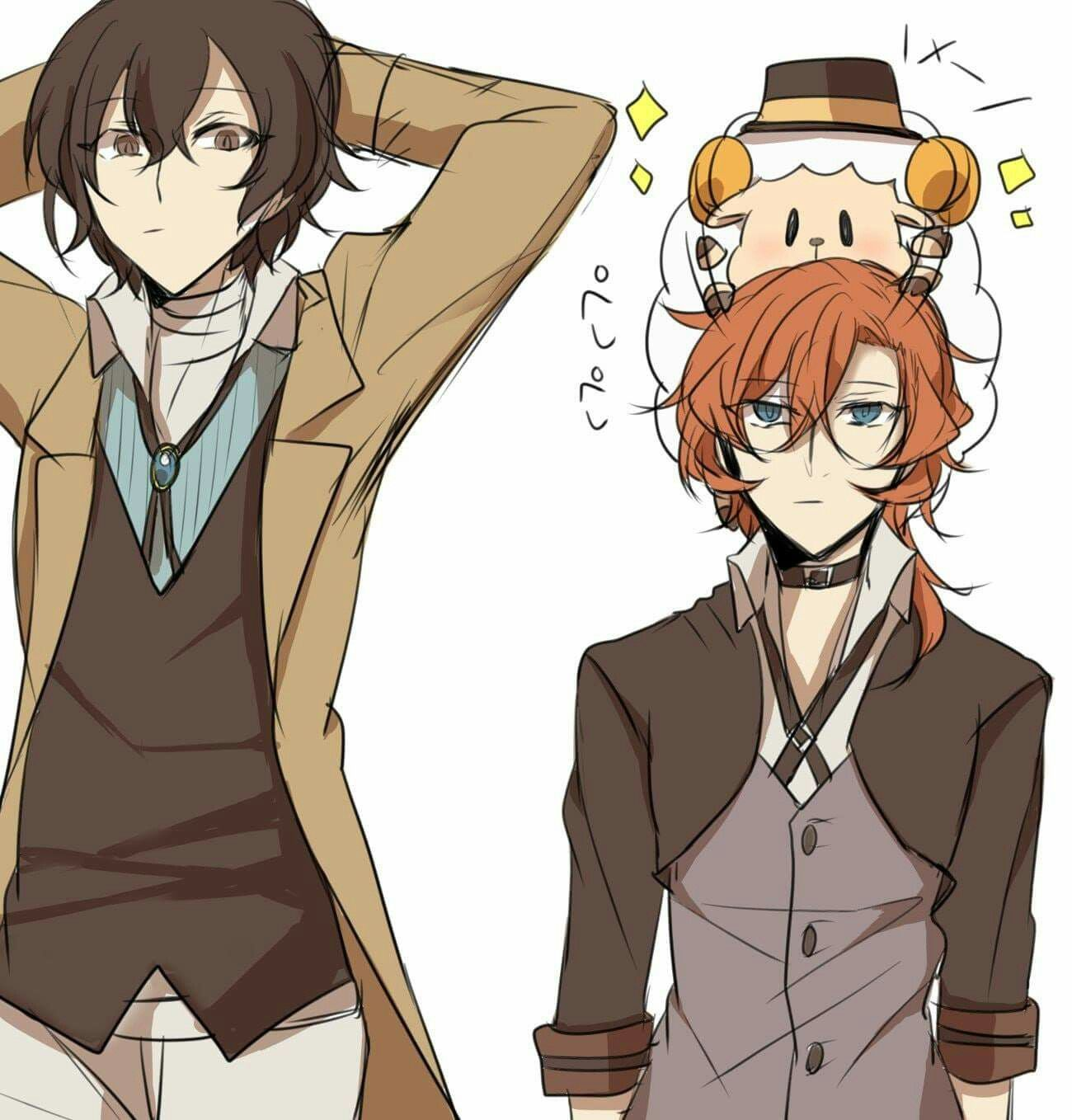 Pin by 冥夜 on 文豪 Bungo stray dogs, Bungou stray dogs