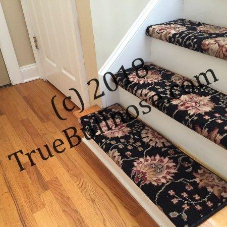Best True Bullnose Carpet Stair Treads Carpet Stair Treads 400 x 300