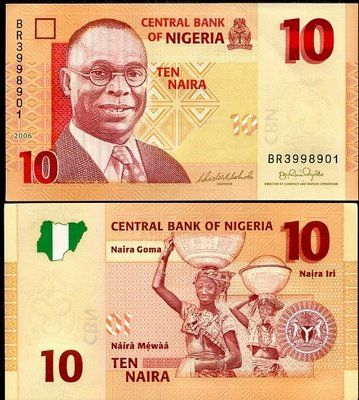 Portuguese Money The Currency Of Nigeria Is The Naira The Iso