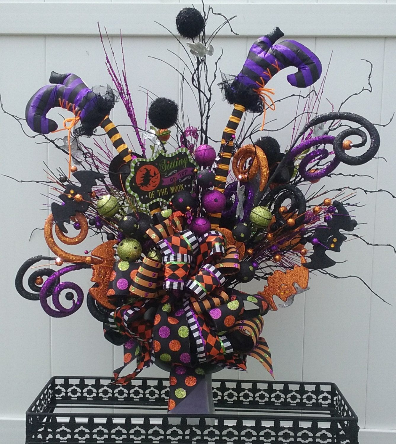 explore halloween centerpieces and more - Halloween Centerpieces