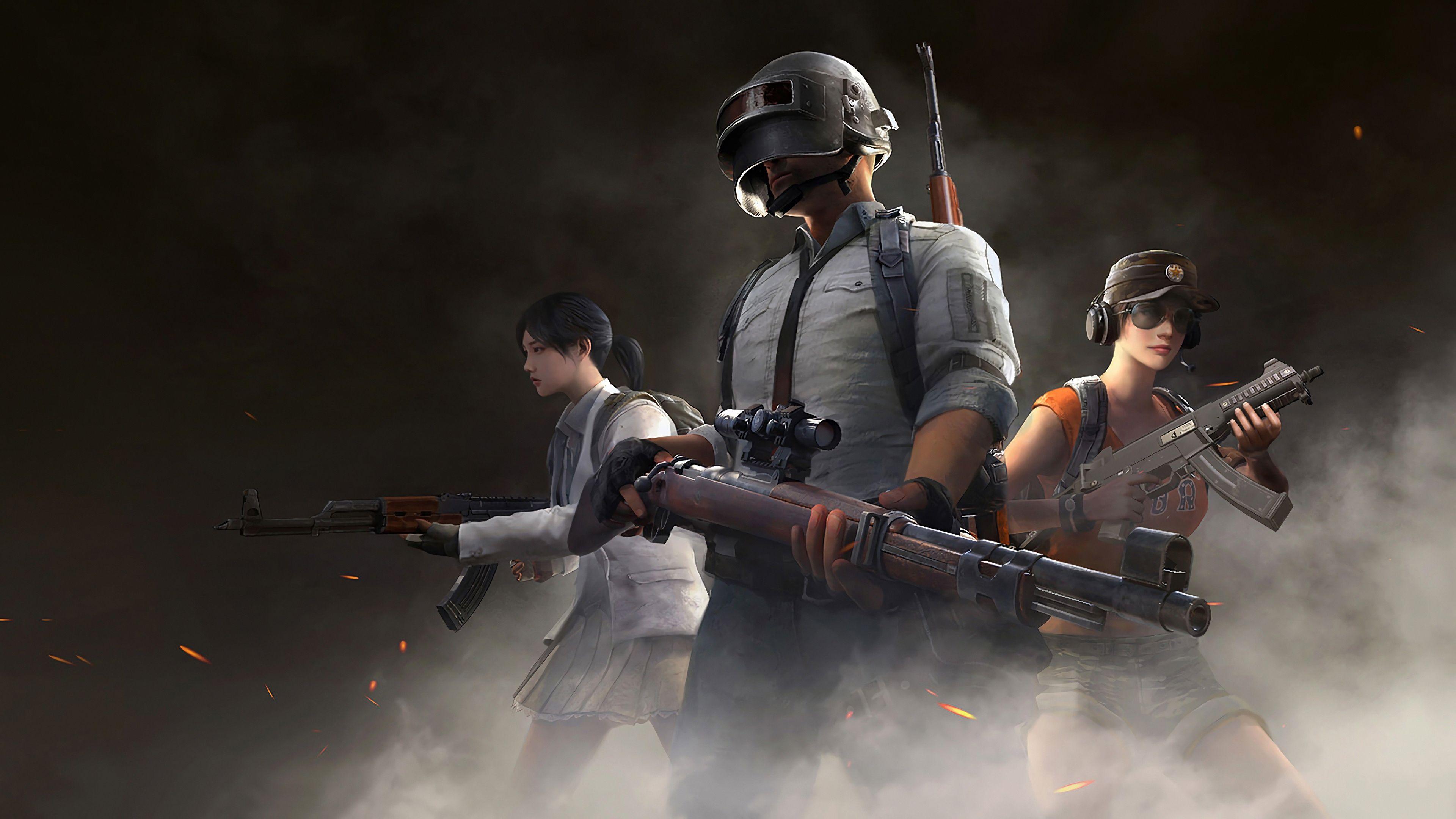Playerunknowns Battlegrounds Wallpaper