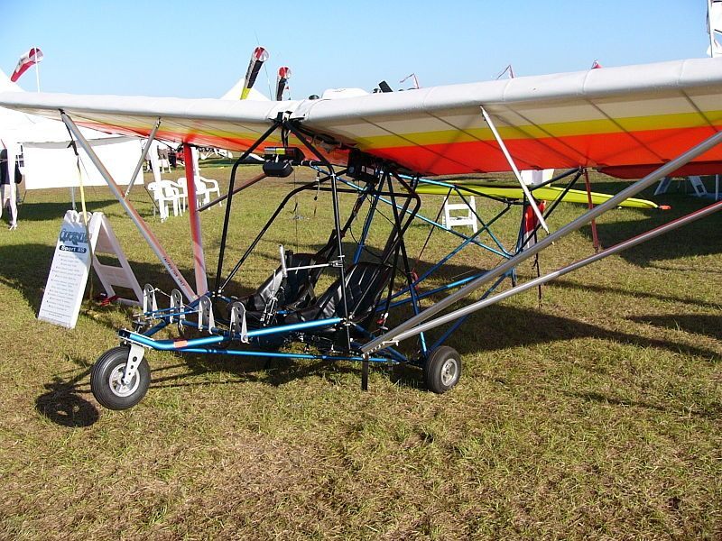 eipper mx2 2 seat ultralight powered by a rotax 503cc 2. Black Bedroom Furniture Sets. Home Design Ideas