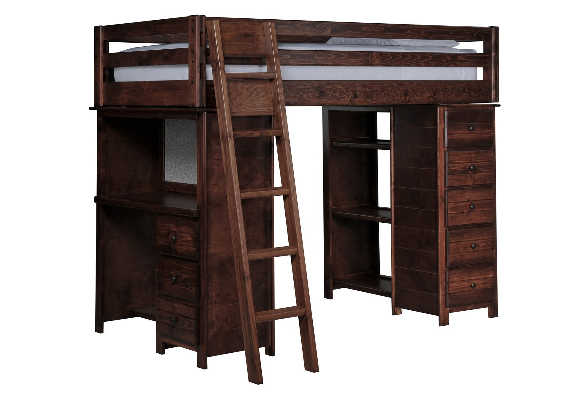 Sedona Loft Bed Kids Room Bed Kids Bunk Beds Kid Beds