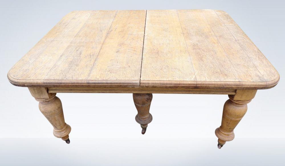 5 Metre Antique Oak Dining Table En 2020 Table Salle A Manger Tables Anciennes Table A Manger En Chene