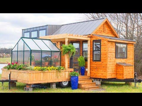The Elsa by Olive Nest Tiny Homes | Tiny House Design Ideas ...