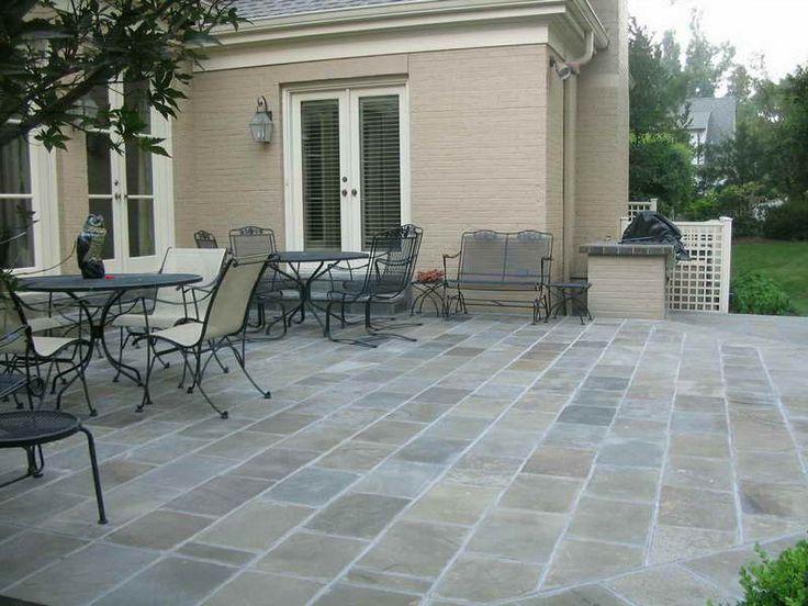 patio tile ideas outdoor tiles for patio outdoor patio flooring ideas patio - Concrete Tile Garden Decor