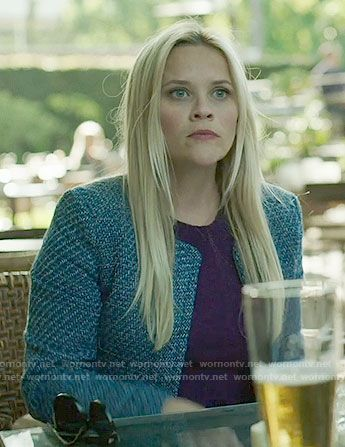 Big Little Lies Outfits At Wornontv Net Big Little Lies Reese Witherspoon Hair Reese Witherspoon