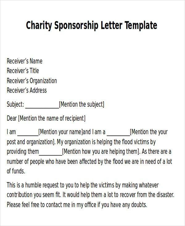 Image Result For Charity Event Proposal Letter Sample