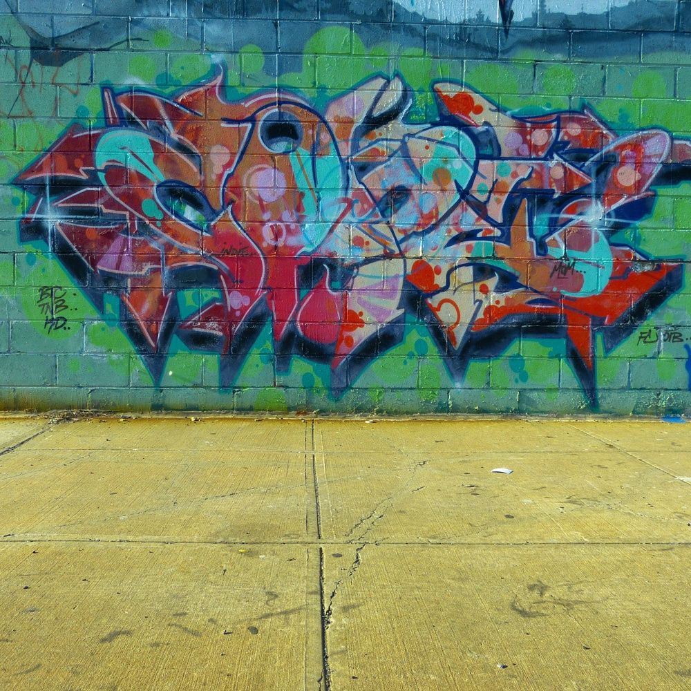 This Street Art Map Is Your Ultimate Guide To Exploring\'s NYC\'s ...