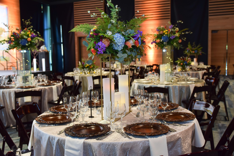 Galas event decor custom decor venue witte museum